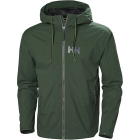 Helly Hansen M's Rigging Rain Jacket Jungle Green